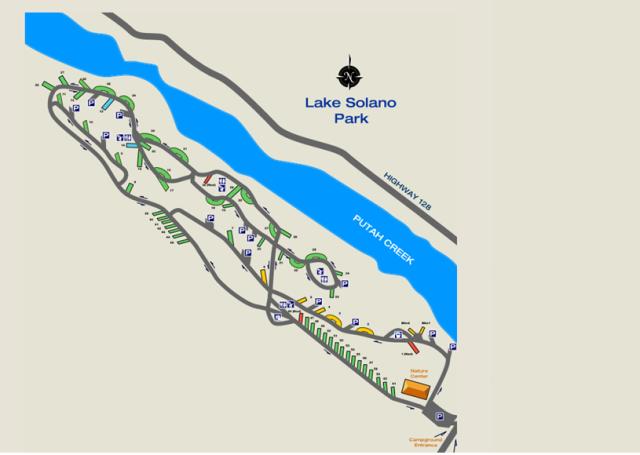 lake solano park